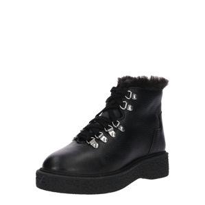 Zign Bakancsok '8A7075'  fekete