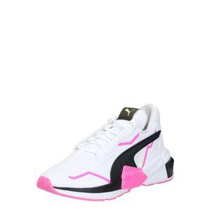 PUMA Sportcipő  rózsaszín / fehér / fekete