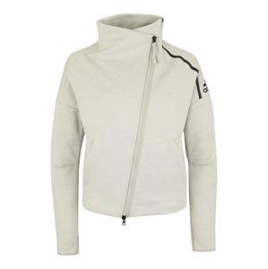 ADIDAS PERFORMANCE Sport szabadidős dzsekik  szürke melír / fekete