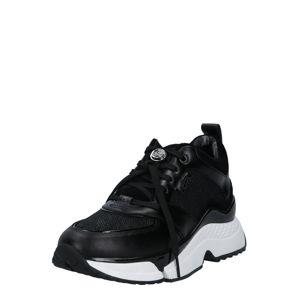 Karl Lagerfeld Rövid szárú edzőcipők 'AVENTUR'  fekete