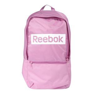 REEBOK Sporthátizsákok  rózsaszín / fehér