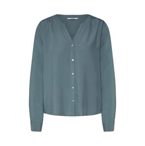 ONLY Bluse 'SUGAR FALLOW SHIRT'  zöld
