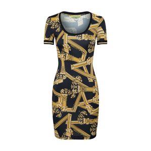 Versace Jeans Ruha 'TDM903 print'  fekete
