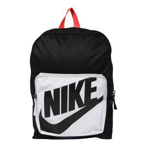 Nike Sportswear Hátizsák  fekete / fehér