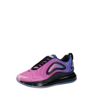 Nike Sportswear Rövid szárú edzőcipők 'Air Max 720 SE'  sötétkék / fekete / rózsaszín