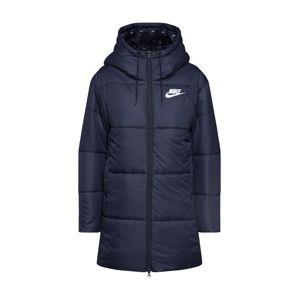 Nike Sportswear Télikabátok  fehér / fekete