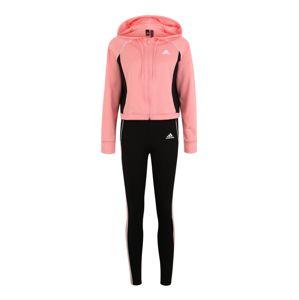 ADIDAS PERFORMANCE Sportruhák  fekete / rózsaszín