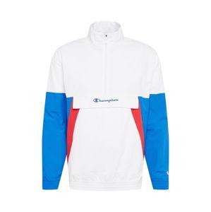 Champion Authentic Athletic Apparel Funkcionális dzseki  kék / piros / fehér