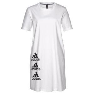 ADIDAS PERFORMANCE Sportruha  fehér / fekete