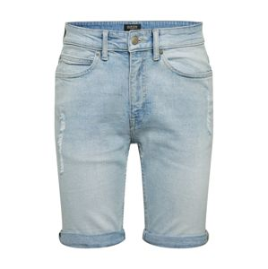 BURTON MENSWEAR LONDON Jeansshorts  kék farmer