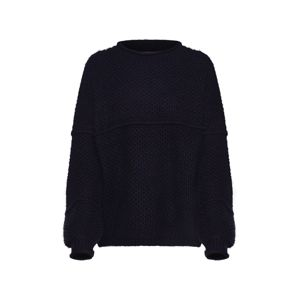 Moves Pullover 'fina 0589'  fekete