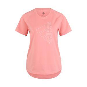 ADIDAS PERFORMANCE Funkcionális felső 'TECH BOS'  rózsaszín