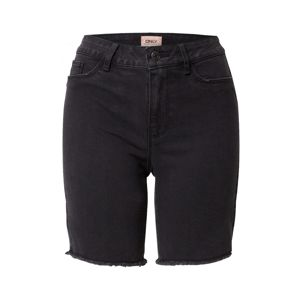 ONLY Jeansshorts 'SUN ANNE'  fekete