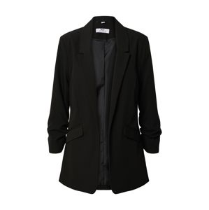 Dorothy Perkins (Tall) Blézer 'BLACK EDGE TO EDGE JACKET'  fekete