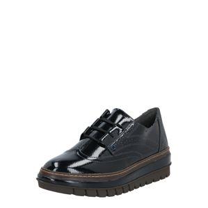 TAMARIS Fűzős cipő  tengerészkék