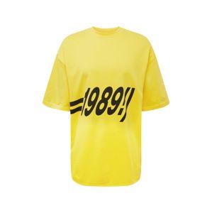 Magdeburg - Los Angeles Póló 'Tshirt 1989'  sárga / fekete