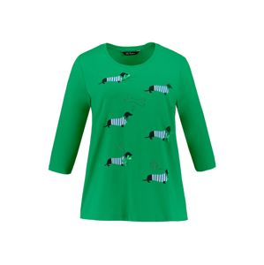 Ulla Popken Shirt  zöld