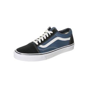 VANS Sneaker Low 'OLD SKOOL'  fehér / tengerészkék / fekete