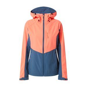 ICEPEAK Kültéri kabátok 'Barby'  kék / lazac