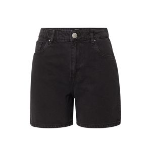 Cotton On Farmer 'HIGH RISE MILEY DENIM SHORT'  fekete farmer