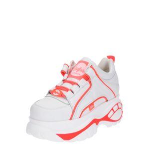 Buffalo London Rövid szárú edzőcipők '1339-14 2.0'  neon-rózsaszín / fehér