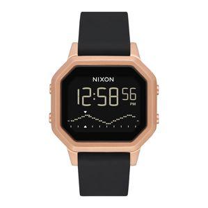 Nixon Digitális órák 'Siren SS'  bronz / fekete