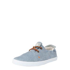 HUB Sneaker 'Kyoto'  világoskék / fehér