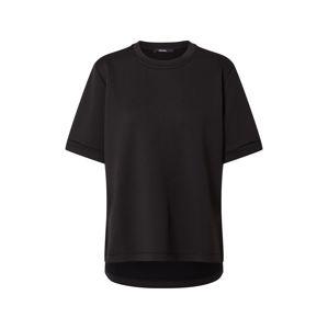 Someday Tréning póló 'Uberta'  fekete