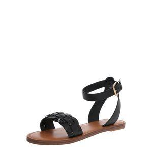ALDO Sandale 'LIGARIA'  fekete