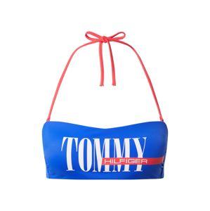 TOMMY HILFIGER Bikini felső  fehér / piros / királykék