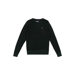 Jack & Jones Junior Pulóver 'MARTIN'  zöld