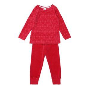 SANETTA Ruhák alváshoz 'Pyjama long '  rózsaszín