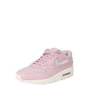 Nike Sportswear Rövid szárú edzőcipők 'Air Max 1 JP'  fehér / rózsaszín