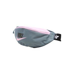 Nike Sportswear Övtáska 'Air Heritage'  rózsaszín / galambkék