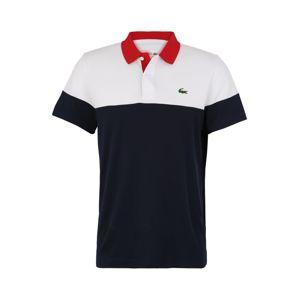 Lacoste Sport Funkcionális felső 'MC'  kék / fehér