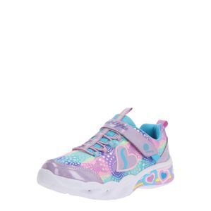 SKECHERS Sportcipő 'SWEETHEART LIGHTS'  lila