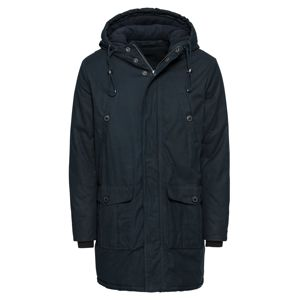 SELECTED HOMME Átmeneti parka 'SLHWILLIAM JKT W'  sötétkék