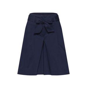 LAUREL Élére vasalt nadrágok  tengerészkék