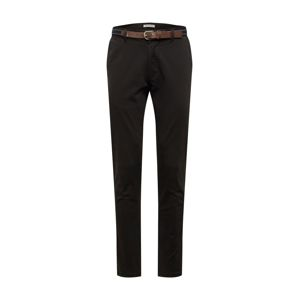 SELECTED HOMME Chino nadrág 'JAMERSON'  fekete