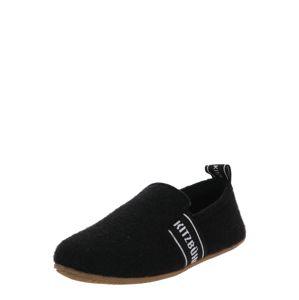 Living Kitzbühel Házi cipő  fekete