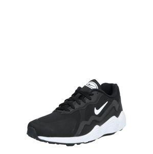 NIKE Sportcipő 'ALPHA LITE'  fekete / fehér
