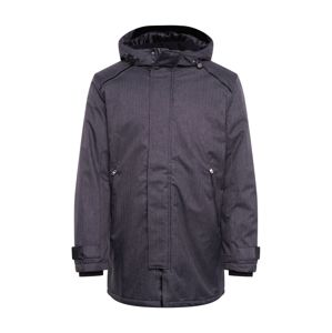JACK & JONES Jacke 'FIGURE STS'  fekete