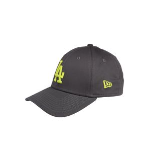 NEW ERA Sapkák 'LEAGUE ESSENTIAL 39THIRTY'  neonsárga / antracit