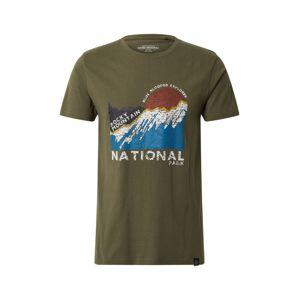 SHINE ORIGINAL Póló  khaki / fehér / kék / grafit / vegyes színek