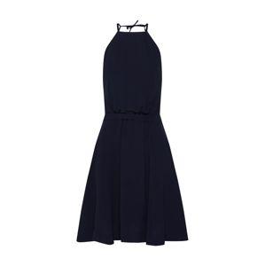 Pop Copenhagen Koktélruhák 'Open-back-Flare Dress'  fekete
