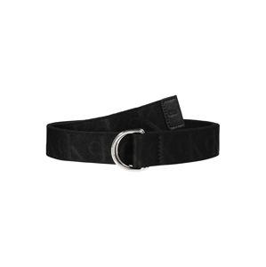 Calvin Klein Jeans Övek 'CKJ TAPE D-RING 30MM'  fekete