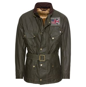 Barbour International Átmeneti dzseki 'Joshua'  khaki
