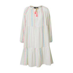 Zwillingsherz Nyári ruhák 'Amber'  vegyes színek / fehér