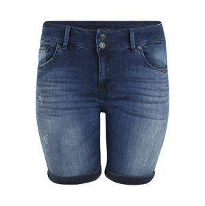 LTB - Love To Be Shorts 'ROMY'  kék farmer