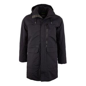 HELLY HANSEN Kültéri kabátok 'WATERVILLE'  fekete